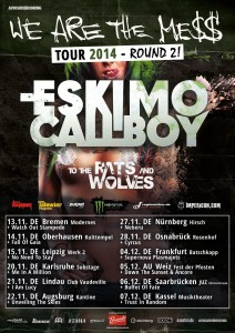 Photo: Eskimo Callboy